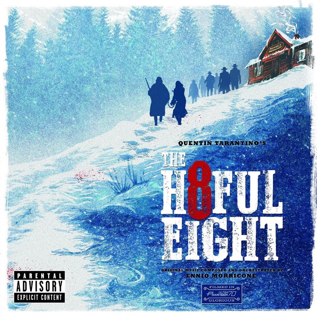 Album Review – The Hateful Eight(Soundtrack)