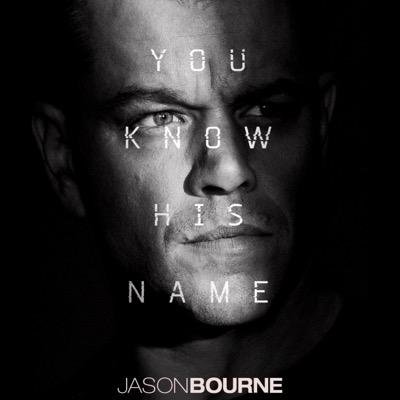 Movie Review – JasonBourne