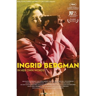 Movie Review – Ingrid Bergman: In Her OwnWords