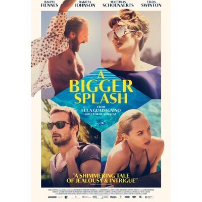 Movie Review – A BiggerSplash